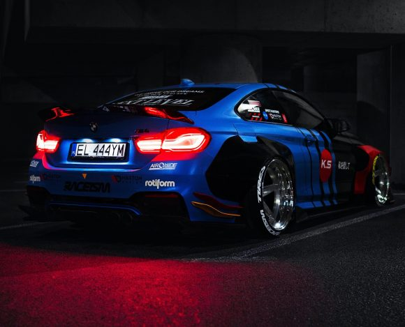 Surreal Experience – BMW M4
