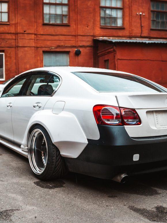 Lexus GS430 widebody