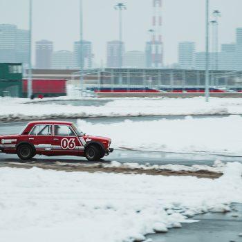 No drift – no fun