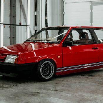 Lada 2108 – Rosso Corsa