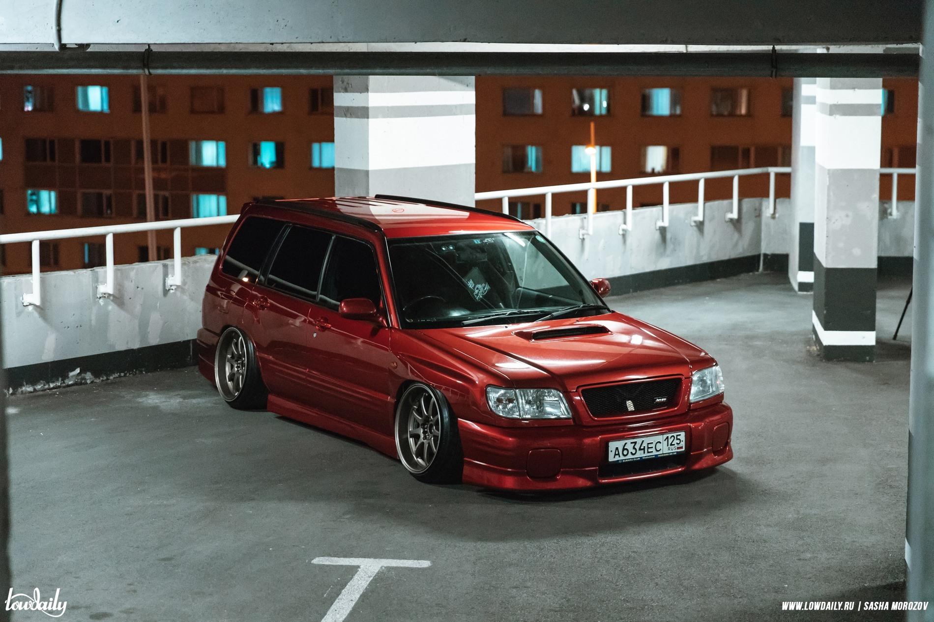 Subaru Forester - SUV Static