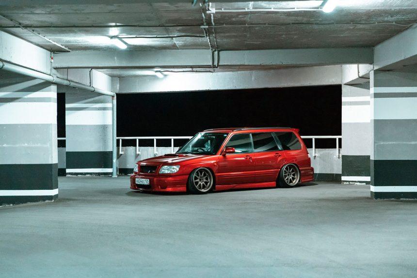 Subaru Forester – SUV Static