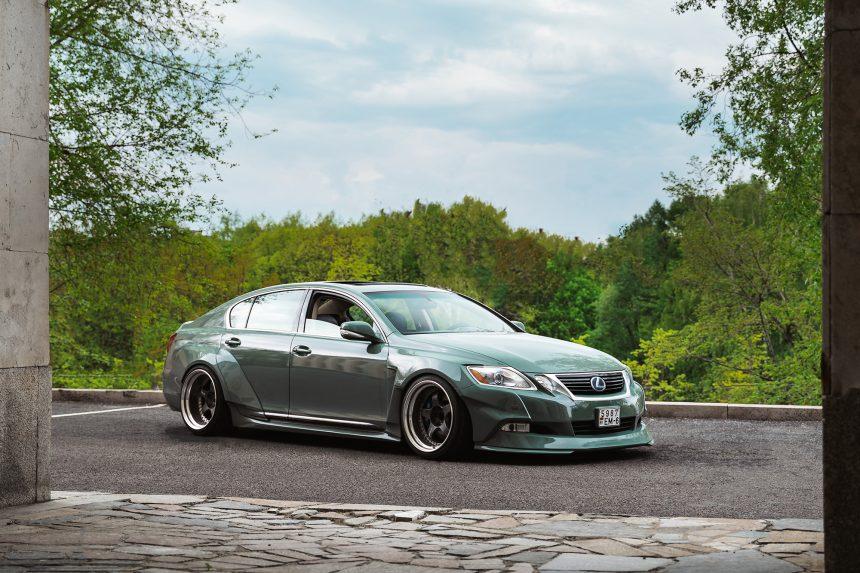 Lexus готов, но не готов