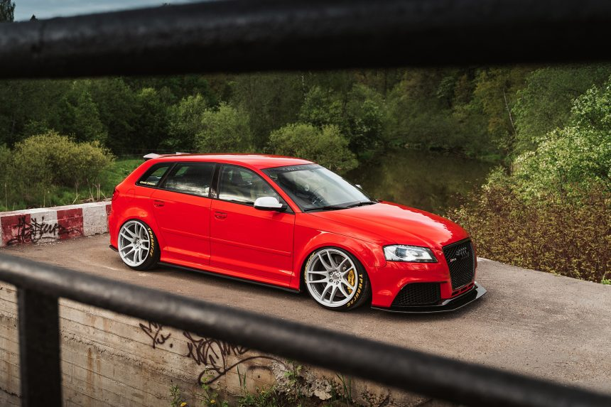 Audi RS3 8PA – Static