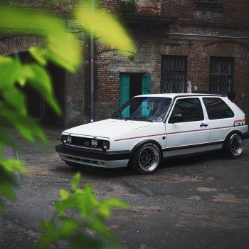 Volkswagen Golf mk2 – SPEEEEEED