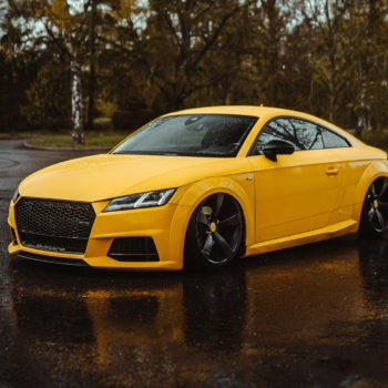 Audi TT – VEGAS YELLOW