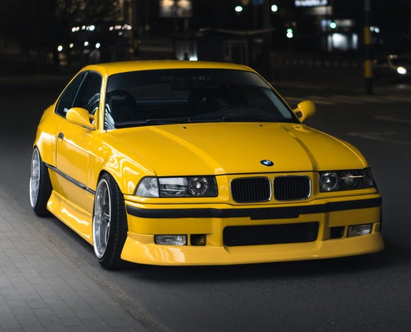 BMW E36 – Tvisterrr drift