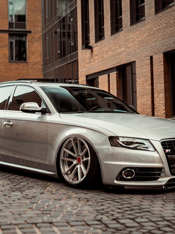 Audi S4 Avant – Uhlbäck