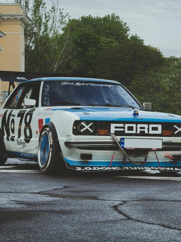 Ford Taunus 1978