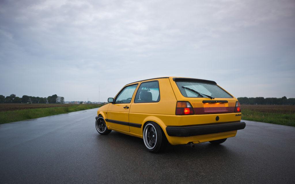 Volkswagen Golf – Schmidt Revolution