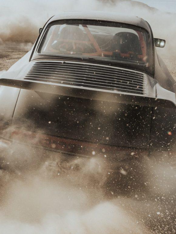 Альтернативная реальность Porsche 911