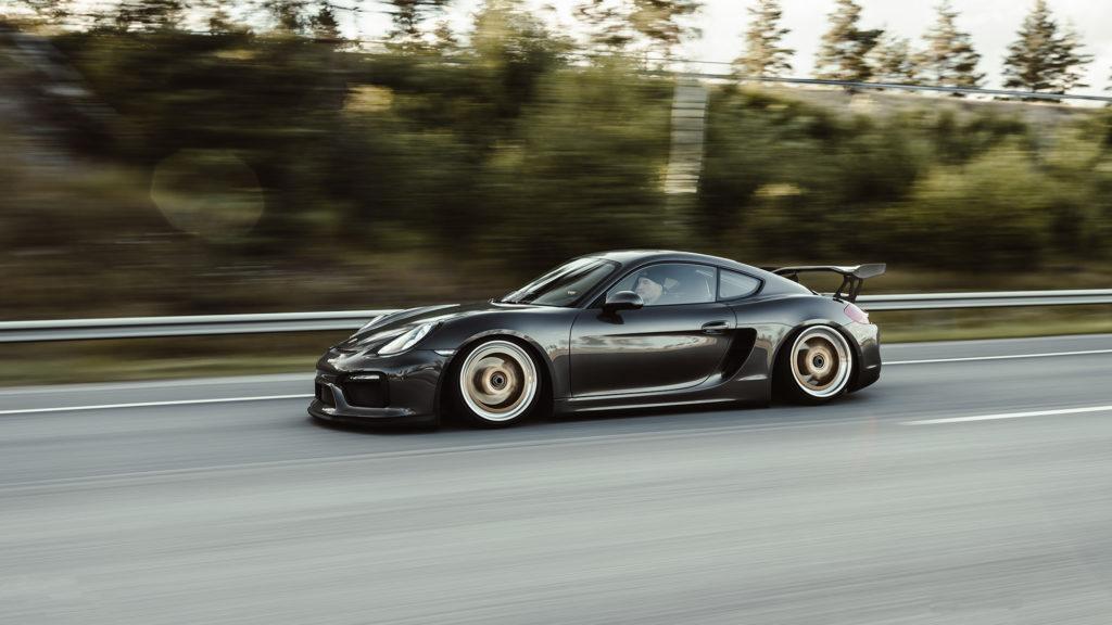 Porsche Cayman – VLNT