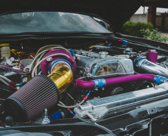 Toyota Supra – Не одним лишь stance'ом