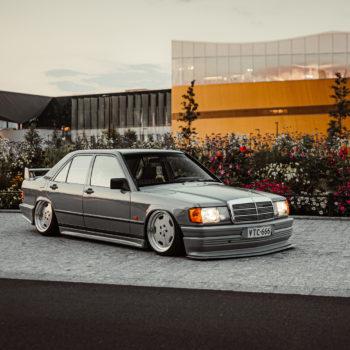 Mercedes-Benz – 190 (W201)