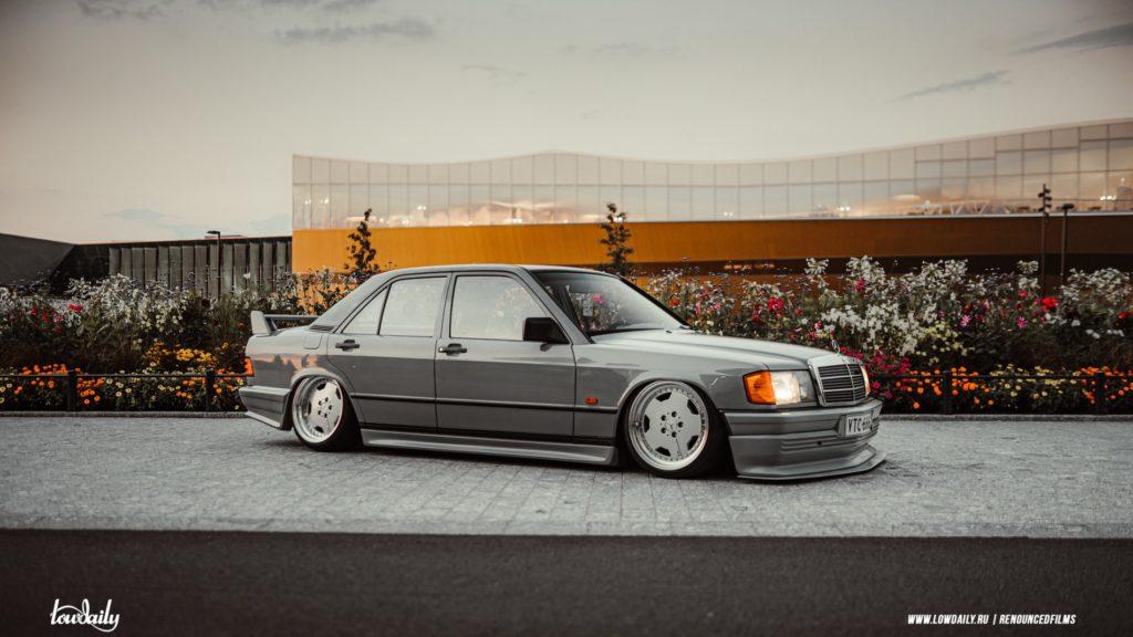 Mercedes-Benz - 190 (W201)