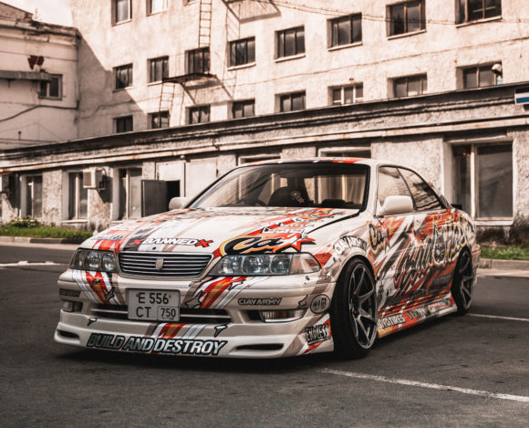Toyota Mark II – Bad Habits