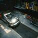 Cyberpunk Porsche 911