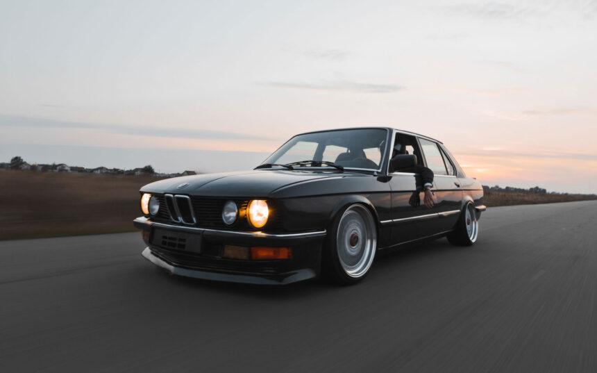 BMW E28 – UA