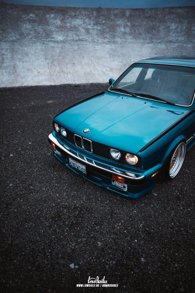 BMW E30 - USDM style