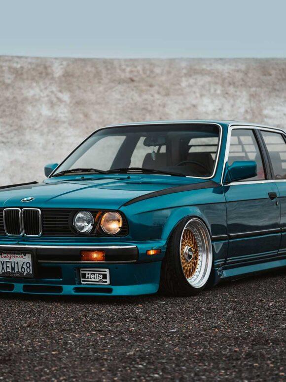 BMW E30 – USDM style