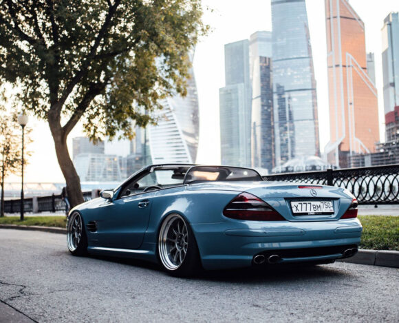 Mercedes – Benz SL55 R230