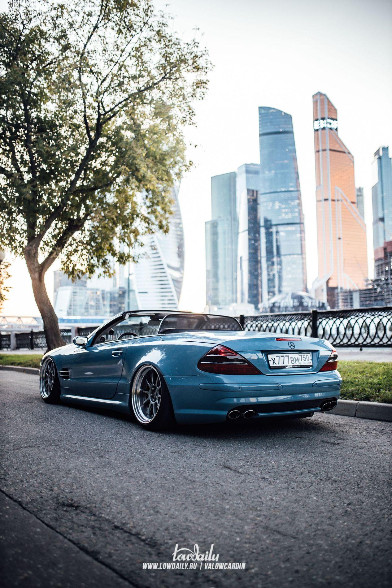 Mercedes-Benz SL55 R230