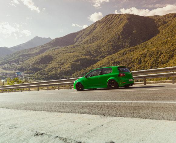 Volkswagen Golf – Viper Green