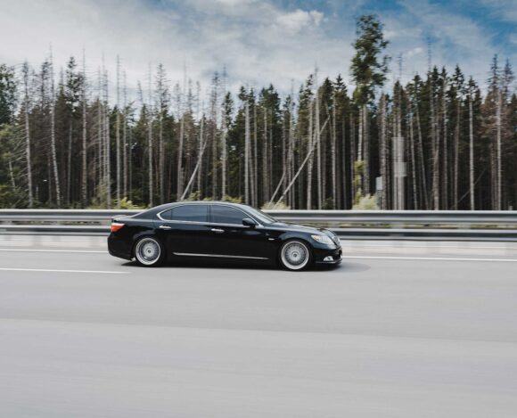 Lexus LS460 Long