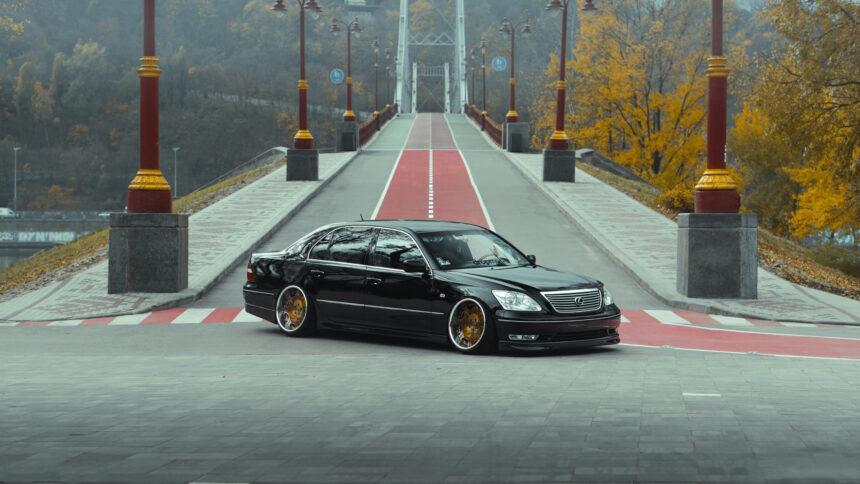 Lexus LS430 – Dropmode