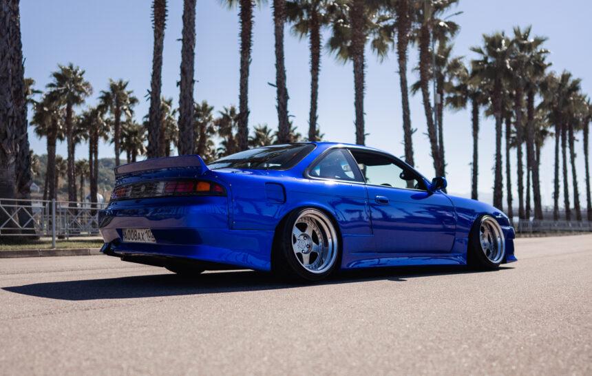 Nissan Silvia S14 Vertex