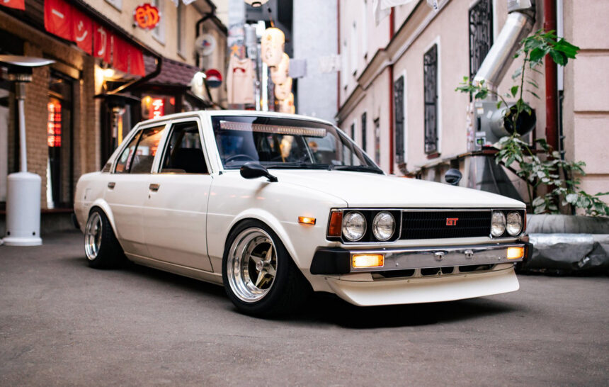 Toyota Corolla – 1979 KE70