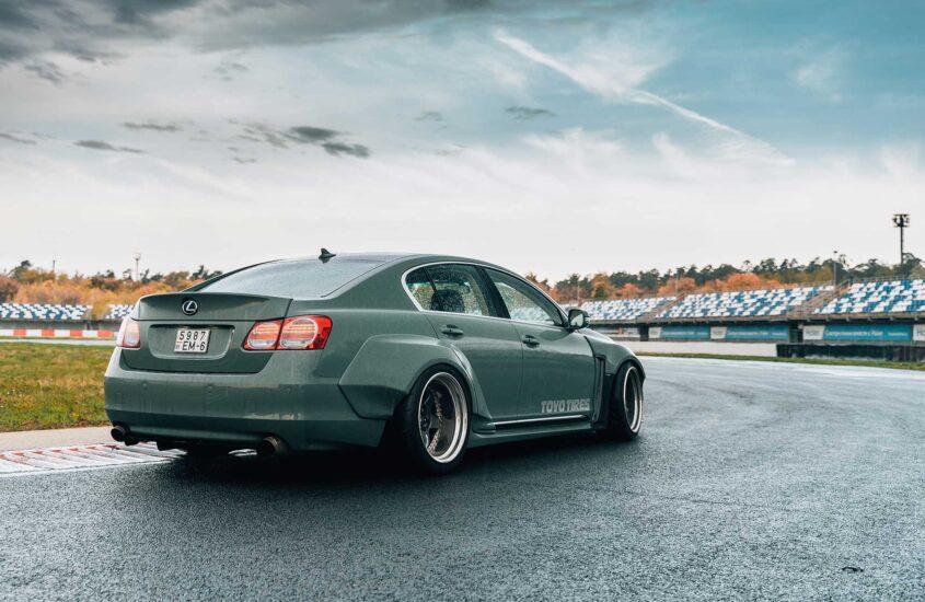 Lexus – Verde Monza