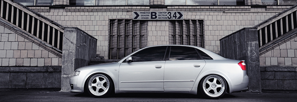 Lowed Airlines Audi A4 (B6)