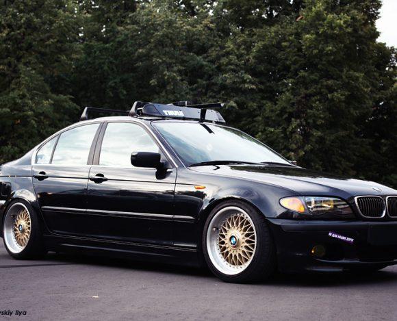 BMW 3 E46 — Stance