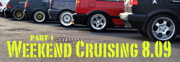 Weekend Cruising 18.09 part1