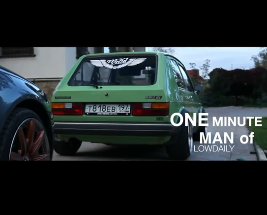 ONE minute MAN #4