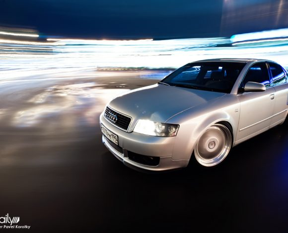 LOWED AIRLINES — Audi A4