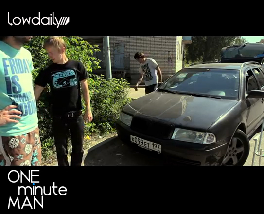 ONE minute MAN #5