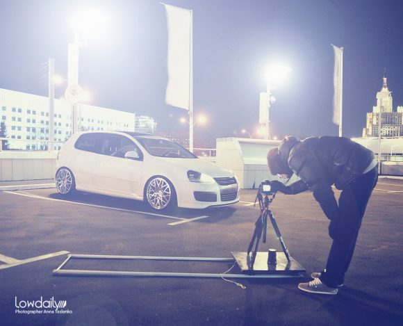 VW Golf mk5 ROTIFORM | Video
