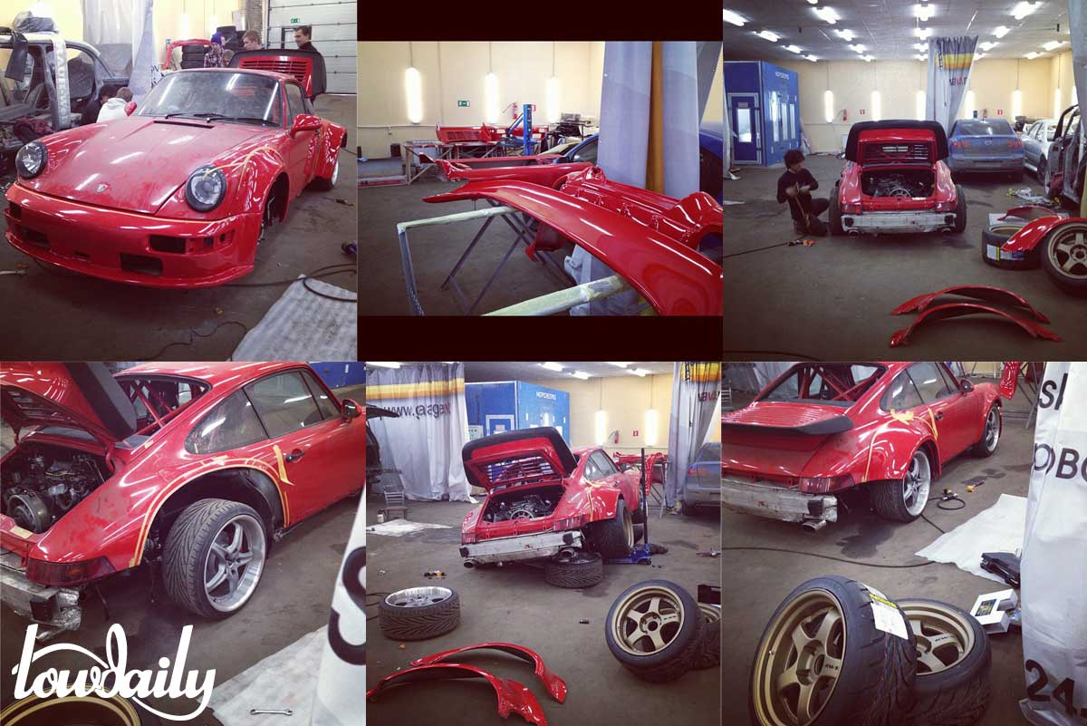 First RWB in Russia