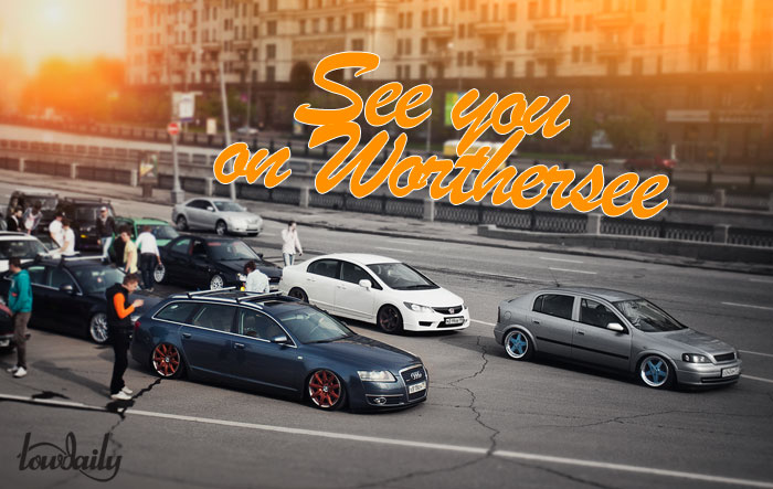 See you on Worthersee 2012.