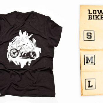 T-shirt Low Bike