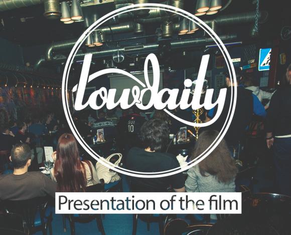 Presentation of the film