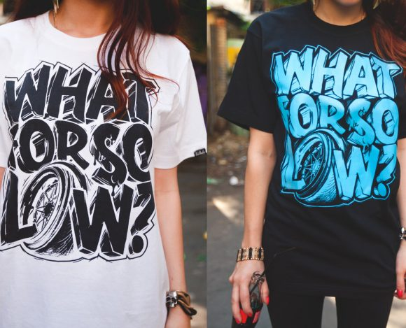 WhatForSoLow T-shirt