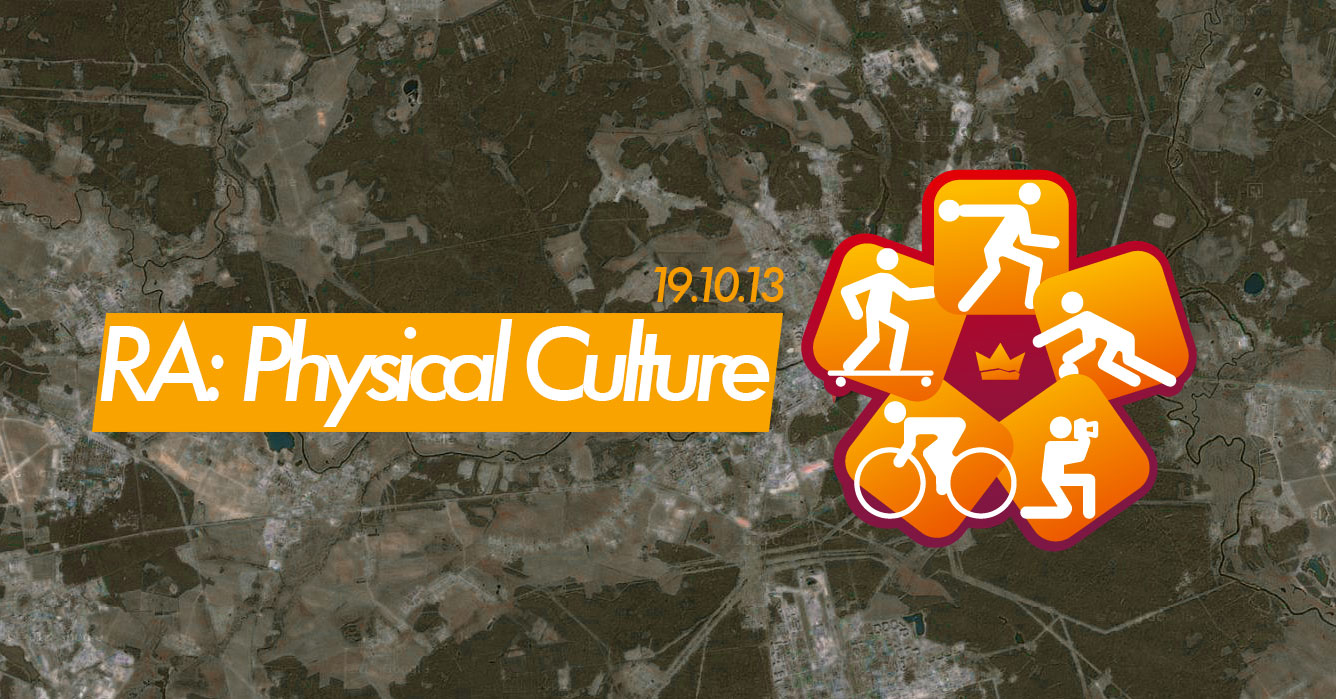 RA: Physical Culture on MAP!
