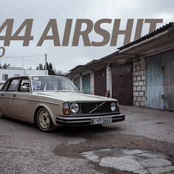 '244 Airshit | Volvo [Crimea part 3]