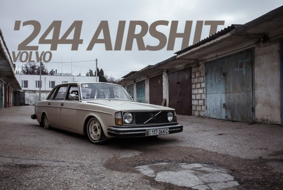 '244 Airshit | Volvo [Crimea part 3]