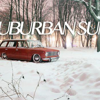 Suburban Sun | VAZ 2102 air