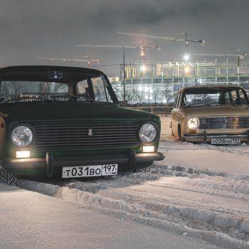 Ussr Winter Mode