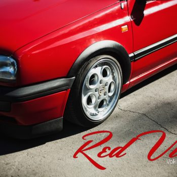 Red Vision | Volkswagen Golf mk3 GTI